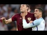 Англия и Россия сыграли вничью 1:1 на ЕВРО-2016