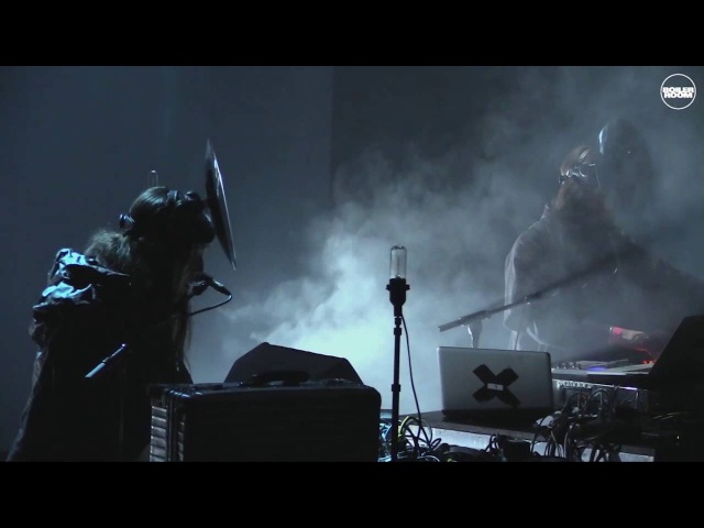 Pantha Du Prince presents - The Triad [Boiler Room Berlin Live Set]