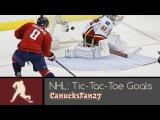 NHL Tic-Tac-Toe Goals