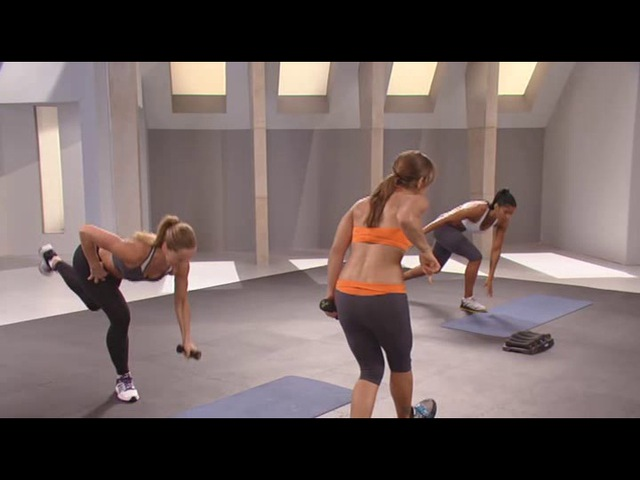 Jillian Michaels - Killer Buns Thighs - Level 2