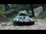 Танк на радиоуправлении German King Tiger Heng Long 116 2.4G