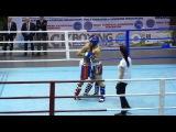 MONGUSH KEZHIK (RUS) vs SALTIK MEHMET MUHITTIN (TUR) K1 final WAKO