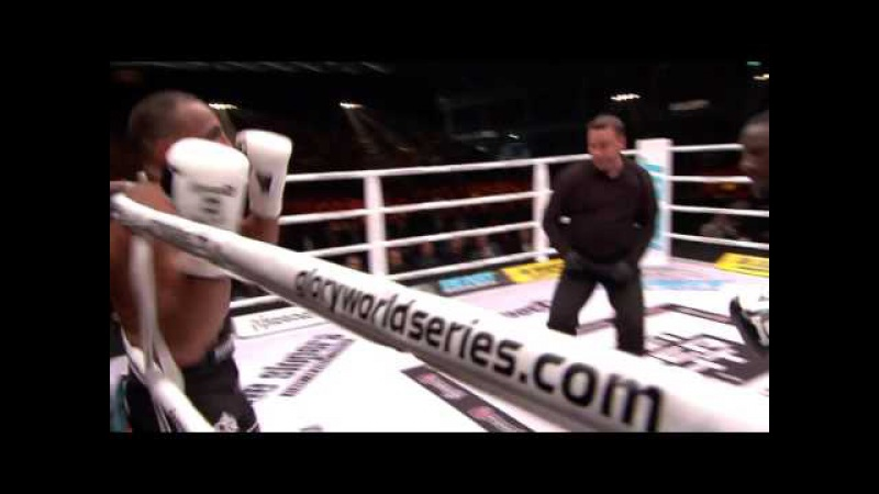 GLORY 31 - Zack Mwekassa - 3 Knockdowns for the Interim Light Heavyweight Belt