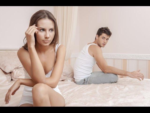 А вы тоже убегаете от супружеского долга?