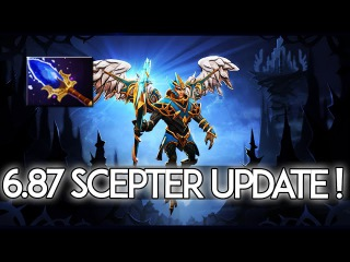 Patch Changes Dota 2 - Skywrath Mage Aghanim's Scepter Rework!