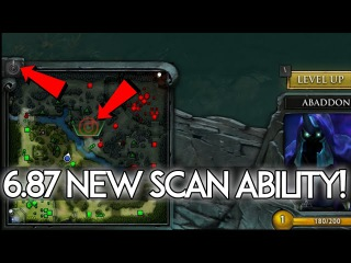 Patch Changes Dota 2 - New Scan Ability!