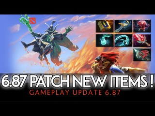Patch Changes Dota 2 - New Items!