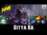 Ditya Ra Faceless Void Na'Vi vs VP ESL Dota 2