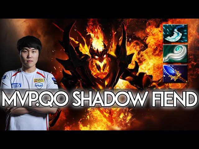 Dota 2 – 6.87 Patch – Scepter Euls Shadow Fiend by MVP.QO | 8600MMR