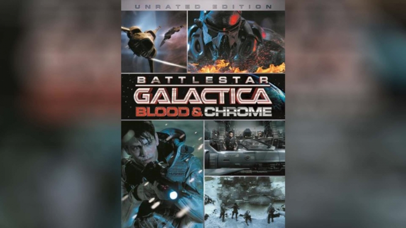 Звездный Крейсер Галактика Кровь и Хром (2012) | Battlestar Galactica: Blood