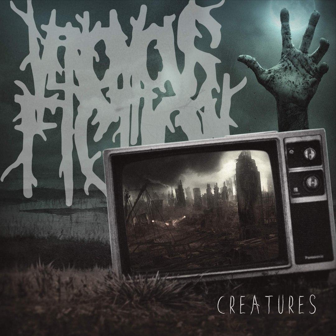 Venomous Fiction - Creatures (2016)