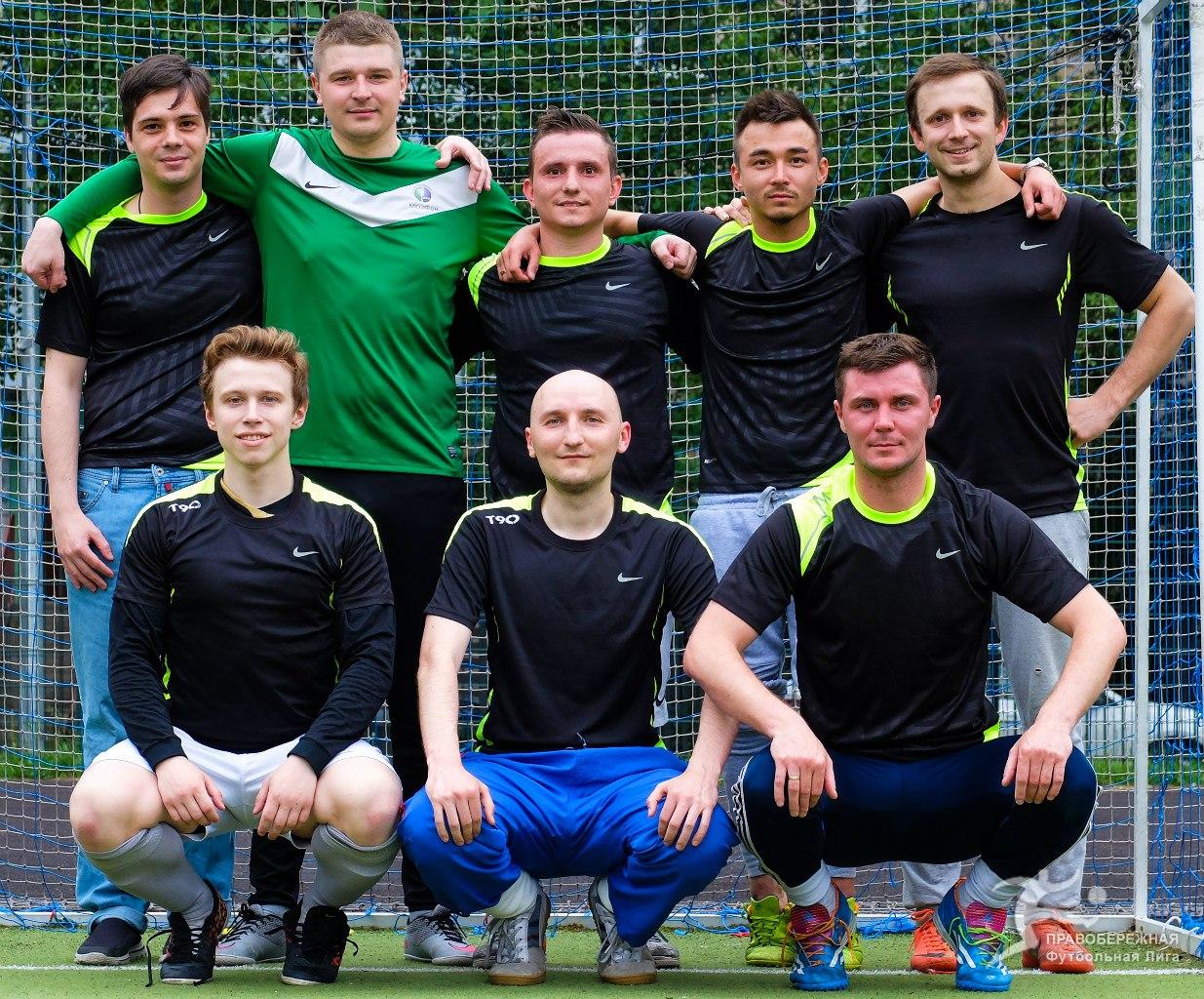 Футбольная правобережная лига