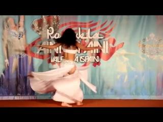 Iris Sukara - Baed Anak - Aini ya Aini 2016 - Valencia, Spain
