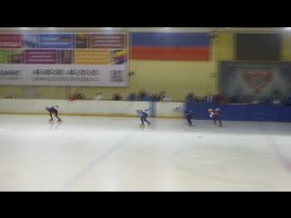 Д. Ср. 500 м полуфинал 1