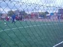Виїзна гра у Тетерівці Тренування воротаря Кості Мазяра перед матчем