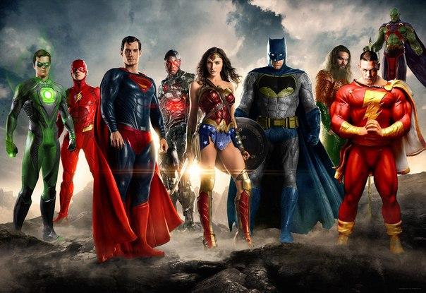 Мы воссоздали полный состав Лиги на одной картинке специально для вас.