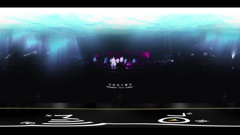 LuHan 2016 Reloаded VR (Virtual Reality) Concert in Shanghai - Deep 《海底》