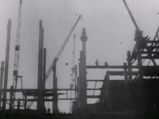 Manhatta - Charles Sheeler, John Adams (1921)