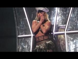 Britney Spears - Work Bitch in Las Vegas (10-21-16)
