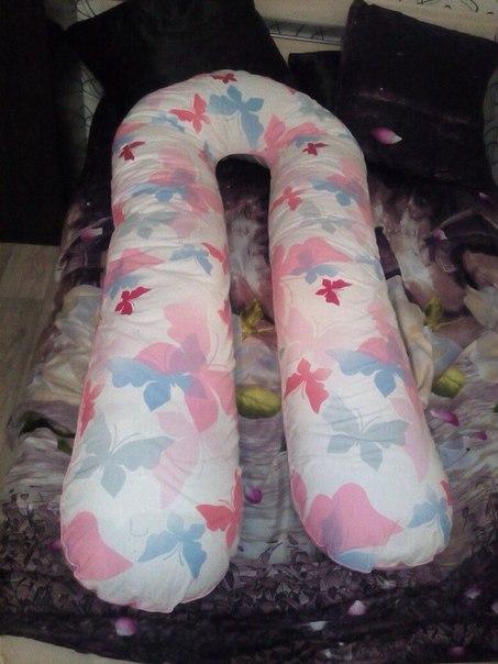 Продам подушку для беременных,состояние идеальное,практически не испол