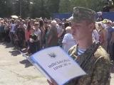 Присяга строковиків-десантників
