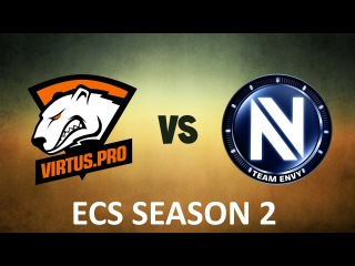 VP vs EnVyUs in 16 minutes - ECS Season 2 - 23.11.2016