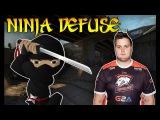 CS:GO: SNAX & NEO NINJA DEFUSE - Virtus.Pro vs GODSENT