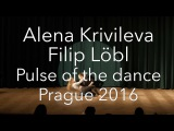 Awesome contemporary dance, Alena Krivileva &amp Filip Lbl. Pulse of the dance, Prague 2016 (4K)