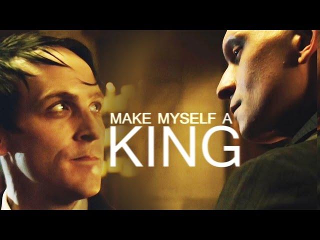 King | Oswald Zsasz