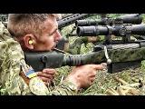 Ukraine Special Forces Sniper Training