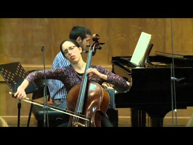 Masterclass with Lynn Harrell (Shulamit Sarid, cello)