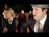 Fly Me to the MoonLucky (SinatraJason Mraz &amp Colbie Caillat MASHUP) Rick Hale &amp Breea Guttery