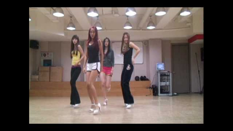(SISTAR) - over (Over How dare you practice)2010