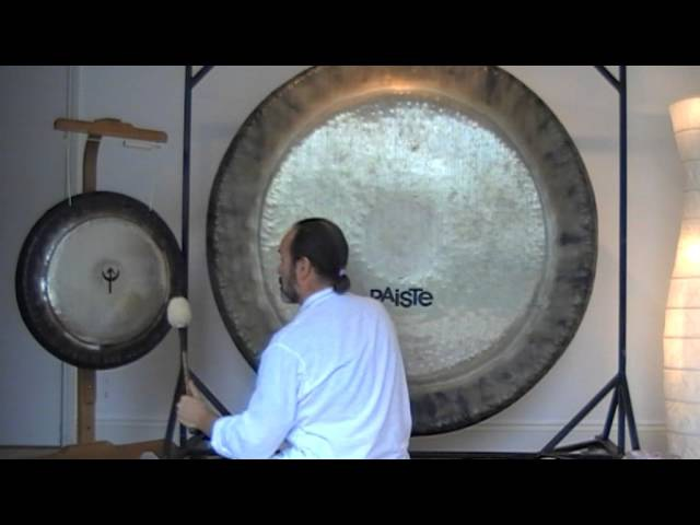Neptune Planet Gong and Gong Bath 60 Symphonic /The Element Of Water/