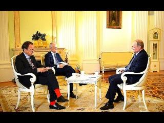 Путин красиво отшивает двух американских провокаторов!