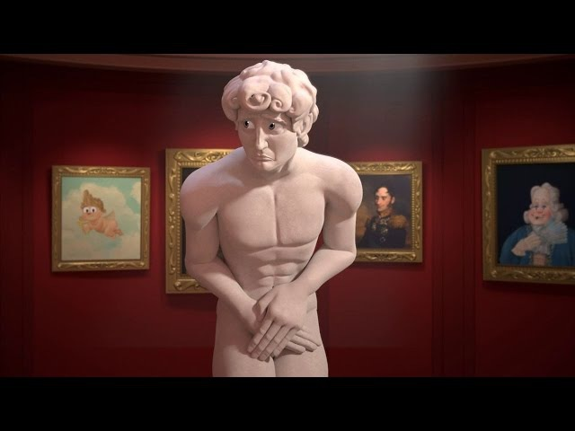 CGI Animated Short Film HD The D in David by Michelle Yi and Yaron Farkash CGMeetup