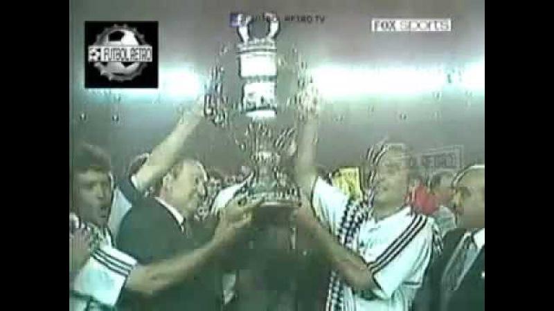 Flamengo 1 vs Independiente 0 Supercopa 1995 Final Vuelta El ROJO Campeon FUTBOL RETRO TV