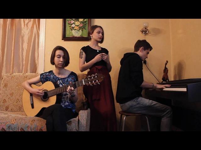 Сергей Есенин Пой же пой На проклятой гитаре cover