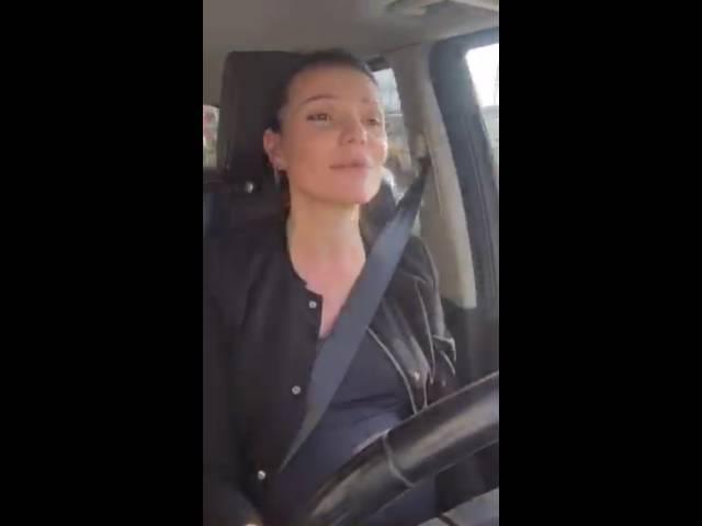 Виктория Черенцова - Хочу опробовать на вас новые песни / трансляция в Перископ (Periscope)