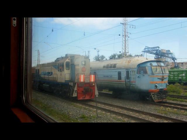Тверь → Васильевский Мох из окна пригородного поезда