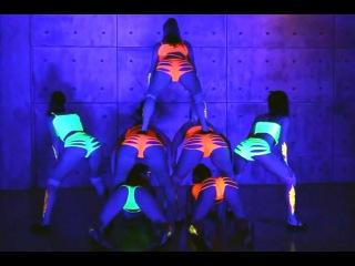 Amazing Black Light Dance (Electro House Music 2016)