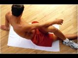 Одно супер упражнение для тех у кого сильные боли при зажатии седалищного нерва