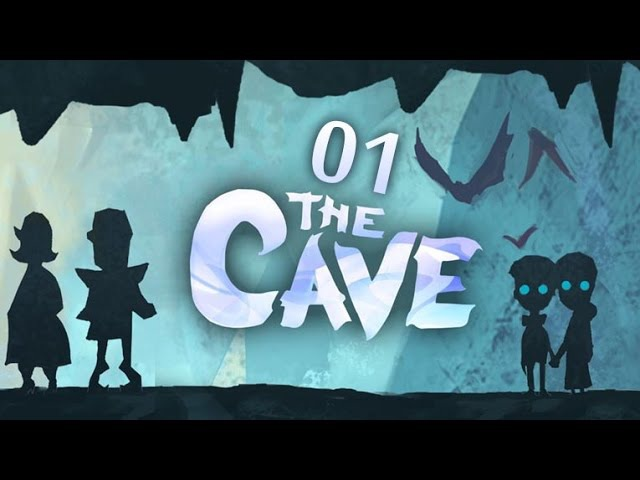 The Cave/Прохождение на русском/01/Близнецы, ученый, рыцарь