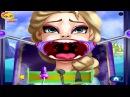 Chị Bí Đỏ dẫn Nữ hoàng Băng giá Elsa đi khám bác sĩ vì bị viêm họng ♥ Edu TV ♥