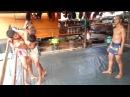 Видеообзор БУЛАТ (РОССИЯ) Muay Thai: Работа в клинче