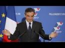Франция: экс-премьер Фийон стал кандидатом в президенты