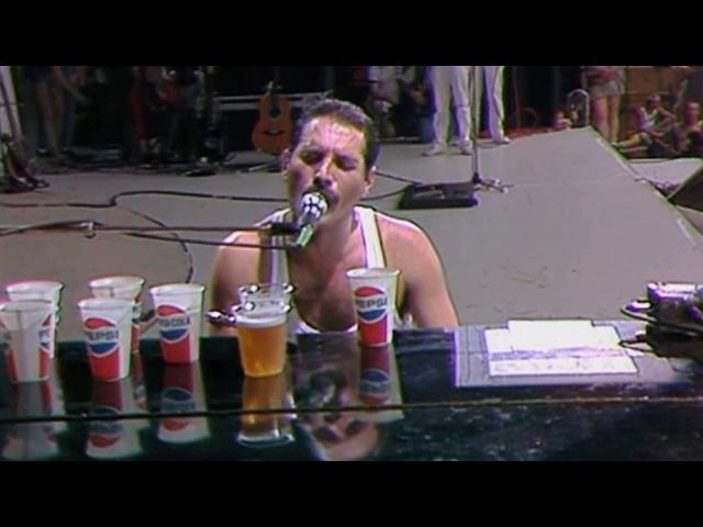 2. Bohemian Rhapsody (Queen At Live Aid 1371985) [Filmed Concert]