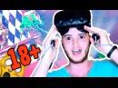 NVIDIA VR FunHouse (HTC Vive VR)