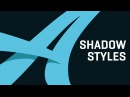 Lettering Shadow Styles Tutorial   Adobe Illustrator