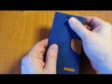 Распаковка чехла-кейса для смартфона